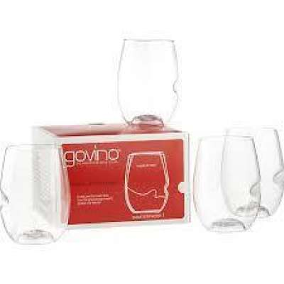 GoVino Set of 4 16 oz.