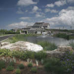 Tawse Winery - View of the Pond