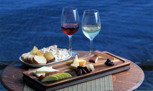 AVALON Waterways Presentation 2018: Wine Appreciation Cruise