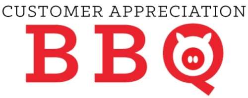 Customer Appreciation BBQ and Pig Roast 2019