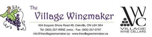 The Village Winemaker - A heart felt check in